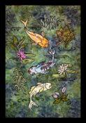 Fish Pond ABA8205