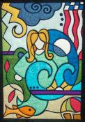 ABA10003 Goddess of Summer