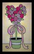 Rose Topiary ABA8208