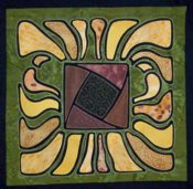 Sunflower Square ABA10024