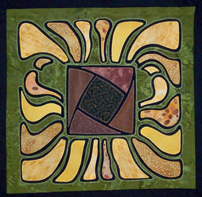 Sunflower Square ABA10024