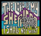 The Lord is My Shepherd ABA8101