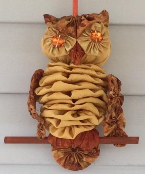 Ruth Price's Owl 2